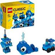 LEGO Classic 11006 Modré kreativní kostičky - Stavebnice