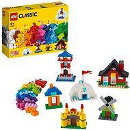 LEGO Classic 11008 Kostky a domky - Stavebnice