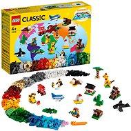 LEGO® Classic 11015 Cesta kolem světa