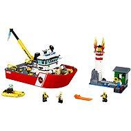 LEGO City 60109 Hasiči, Hasičský člun - Stavebnice