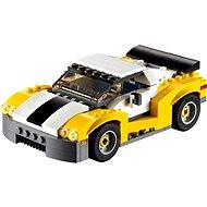 LEGO Creator 31046 Rychlé auto - Stavebnice