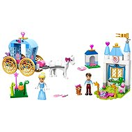 LEGO Juniors 10729 Popelčin kočár - Stavebnice