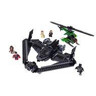 LEGO Super Heroes 76046 Hrdinové spravedlnosti: souboj vysoko v oblacích - Stavebnice