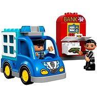 LEGO DUPLO 10809 Policejní hlídka - Stavebnice