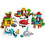 LEGO DUPLO 10805 Cesta kolem světa - Stavebnice