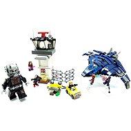 LEGO Super Heroes 76051 Občanská válka superhrdinů - Stavebnice