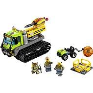 LEGO City 60122 Sopeční průzkumníci, Sopečná rolba - Stavebnice