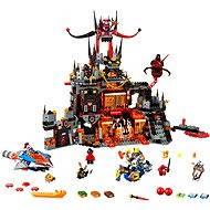 LEGO Nexo Knights 70323 Jestrovo sopečné doupě - Stavebnice