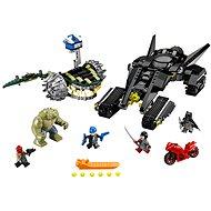 LEGO Super Heroes 76055 Batman: Zničení ve stokách - Stavebnice