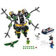 LEGO Super Heroes 76059 Spiderman: Past z chapadel doktora Ocka - Stavebnice