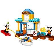 LEGO DUPLO 10827 Mickey a jeho kamarádi v domě na pláži - Stavebnice