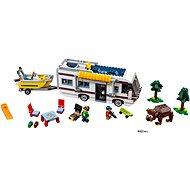 LEGO Creator 31052 Prázdninový karavan - Stavebnice