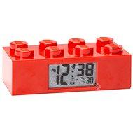 LEGO Brick 9002168 červený - Budík