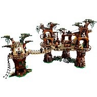 LEGO Star Wars 10236 Vesnice Ewoků - Stavebnice