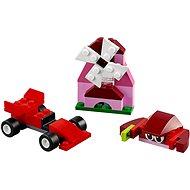 LEGO Classic 10707 Červený kreativní box - Stavebnice