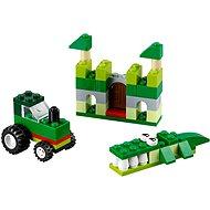 LEGO Classic 10708 Zelený kreativní box - Stavebnice