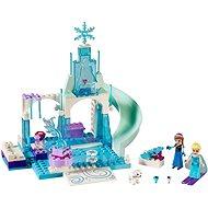 LEGO Juniors 10736 Ledové hřiště pro Annu a Elsu - Stavebnice