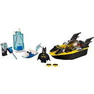 LEGO Juniors 10737 Batman vs. Mr. Freeze - Stavebnice