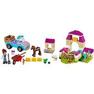 LEGO Juniors 10746 Mia a kufřík na farmu - Stavebnice