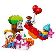 LEGO DUPLO Town 10832 Narozeninový piknik - Stavebnice