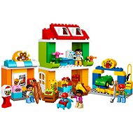 LEGO DUPLO Town 10836 Náměstí - Stavebnice