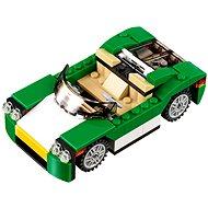 LEGO Creator 31056 Zelený rekreační vůz - Stavebnice