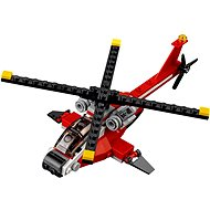 LEGO Creator 31057 Průzkumná helikoptéra - Stavebnice