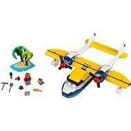 LEGO Creator 31064 Dobrodružství na ostrově - Stavebnice