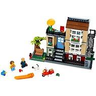 LEGO Creator 31065 Městský dům se zahrádkou - Stavebnice