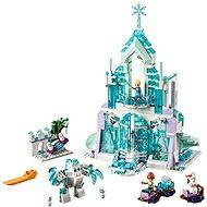 LEGO Disney Princess 41148 Elsa a její kouzelný ledový palác - Stavebnice