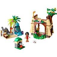 LEGO Disney Princess 41149 Vaiana a její dobrodružství na ostrově - Stavebnice