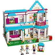 LEGO Friends 41314 Stephanie a její dům - Stavebnice