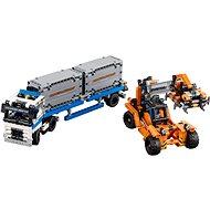 LEGO Technic 42062 Přeprava kontejnerů - Stavebnice