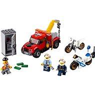 LEGO City 60137 Trable odtahového vozu - Stavebnice