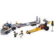 LEGO City 60151 Transportér dragsteru - Stavebnice