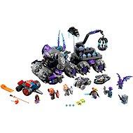 LEGO Nexo Knights 70352 Jestrovo mobilní ústředí (H.E.A.D) - Stavebnice