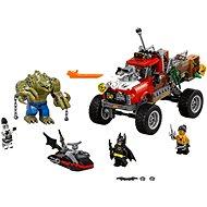LEGO Batman Movie 70907 Killer Crocův Tail-Gator - Stavebnice