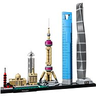 LEGO Architecture 21039 Šanghaj - Stavebnice