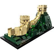 LEGO Architecture 21041 Velká čínská zeď - Stavebnice
