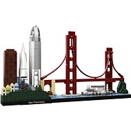 LEGO Architecture 21043 San Francisco - LEGO Building Kit