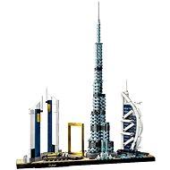LEGO Architecture 21052 Dubaj - LEGO stavebnice