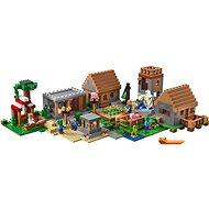 LEGO Minecraft 21128 Vesnice - Stavebnice