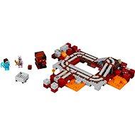 LEGO Minecraft 21130 Podzemní železnice - Stavebnice