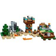 LEGO Minecraft 21135 Kreativní box 2.0 - Stavebnice