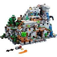 LEGO Minecraft 21137 Jeskyně v horách - Stavebnice