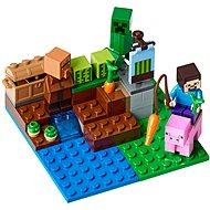 LEGO Minecraft 21138 Melounová farma - Stavebnice