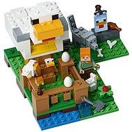 LEGO Minecraft 21140 Kurník - Stavebnice