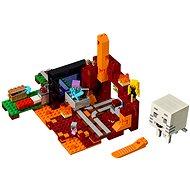 LEGO Minecraft 21143 Podzemní brána - Stavebnice