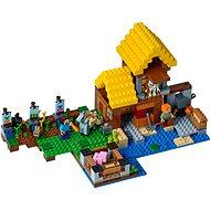 LEGO Minecraft 21144 Farmářská usedlost - Stavebnice