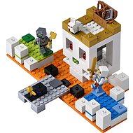 LEGO Minecraft 21145 Bojová aréna - Stavebnice